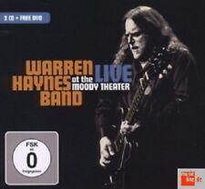 WARREN HAYNES - LIVE AT THE MOODY THEATER 3 CD + DVD NEU