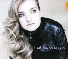 Lise de la Salle, F. Liszt - Lise de la Salle [New CD]