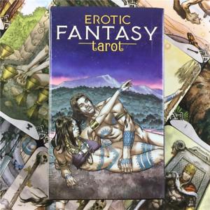 Erotic Fantasy Tarot Deck [78 Cards]