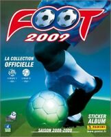 LIGUE 2 - STICKERS IMAGE VIGNETTE - PANINI FOOT 2009 - 521 a 580 - a choisir