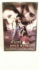 MAINE PYAR KIYA (DVD) SALMAN KHAN, BHAGYASHREE,  BOLLYWOOD MOVIE 1st Edition 5.1