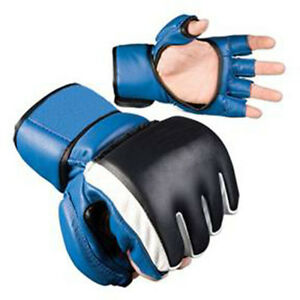MMA Gloves in Leather. New - Free Shipping
