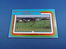 PRINCE EDWARD ISLAND PEI 6 VUE PAC DETACHABLE POST CARDS FOLD OUT