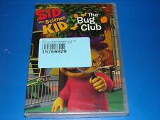 Sid the Science Kid: The Bug Club (DVD, SEALED) ***BRAND NEW***