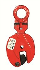 1000kg Vertical Plate Lifting Clamp 0-20mm
