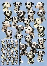 Dalmatian Dog Gift Wrapping Paper By Starprint  - Auto combine postage