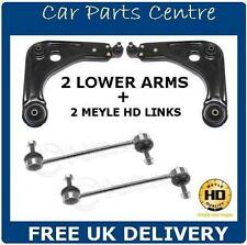 FOR FORD KA 1.3 FR LOWER CONTROL ARMS STABILISER ANTIROLL BAR LINK MEYLE HD 96-