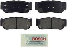 Rear Blue Disc Brake Pads Bosch BE954 for Hyundai Entourage Kia Sedona Sorento