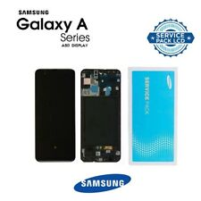Vitre Tactile Ecran LCD Noir Original Samsung Galaxy A505 (A50 19)