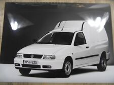 Photo photographie photo photo Graph Volkswagen Caddy 09/95 nº 2 sr1017