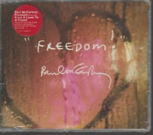 Paul McCartney Freedom Cd Maxi Neuf New Neu Beatles