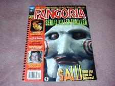FANGORIA # 236 - SAW, Resident Evil Apocalypse, Seed of Chucky - Free Ship USA