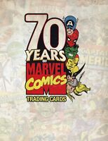 Marvel 70 Years of Marvel Comics Card Album