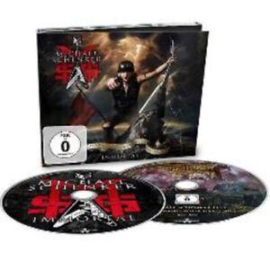 Michael Schenker Group (MSG)- Immortal - CD/Blu-ray