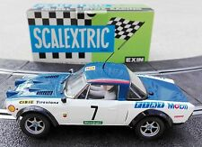 SCX mejorado Fiat 124 Spider Abarth Exin Triang Scalextric Ninco TeamSlot SRC