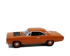 Greenlight 1:64 Plymouth Road Runner 1968 Orange No Box
