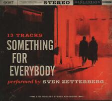 SVEN ZETTERBERG - Something For Everybody CD 016 high fidelity DIGI