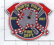 Alaska - North Pole AK Fire Dept Patch