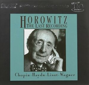 Vladimir Horowitz - Last Recording (UHQCD) [New CD] Hong Kong - Import