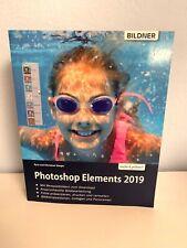 PHOTOSHOP ELEMENTS 2019 DAS PRAXISBUCH * NEU *