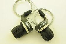 COPPIA SRAM MRX 15 indice di velocità GRIPSHIFT POLA Gear Shifters SHIMANO compatibl