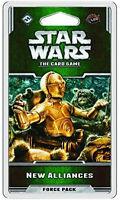 Star Wars JCE / LCG New Alliances Force Pack Expansion - Neuf - English