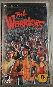 Warriors (Sony PSP, 2007)