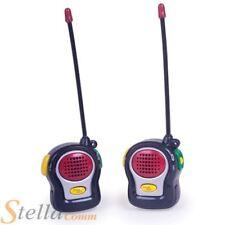 Worlds Smallest Walkie Talkies Tiny Portable Pocket Radio Toy Gadget