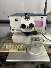 New listing Royce 550 Pull Test System Powers On - Otherwise Untested As Is