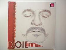 DJ Oil 33Tours vinyle + CD Phantom