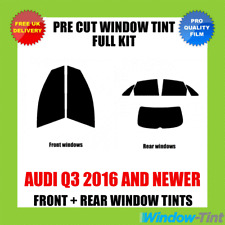 AUDI Q3 2016+ FULL PRE CUT WINDOW TINT