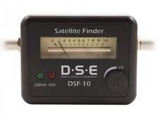 SATELLITE FINDER METER MIERNIK SYGNALU SATFINDER SATLINK DSF-10