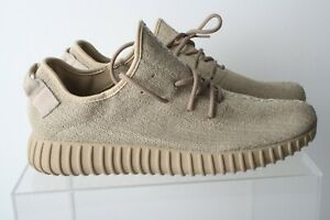 Adidas Yzy Yeezy Boost Trainers Shoes Oatmeal UK11