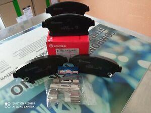P59077 BREMBO Set 4 Beläge Bremse Vorderseite Für Chevrolet Orlando 1.8