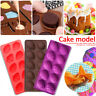 3D Silicone Chocolate Mould Candy Cake Cookie Mold DIY Decor Baking Mold Tool