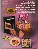 Charted Designs for Holidays and Special Occasions | Dover Needlework
