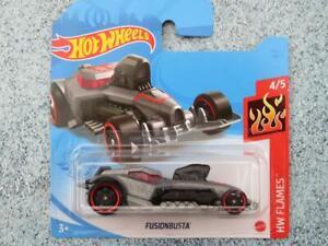 Hot wheels 2021 #230/250 FUSIONBUSTA grey @N New casting 2021
