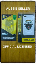 NRL PANTHERS IPHONE 4 4S COVER CASE