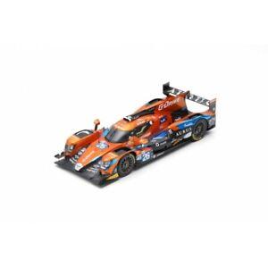 Spark 18S429 - Aurus 01 N° 26 11ème 24H le Mans 2019 Rusinov - Van Uitert - 1/18