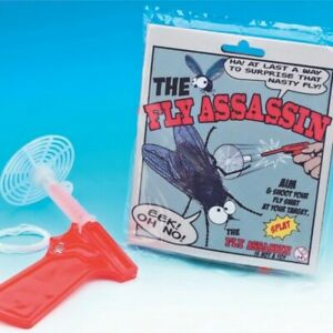 Fly Assassin Swatter Gun Mosquito Fly Flying Insect Pest Control Blaster Killer