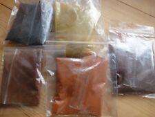 Barniz colorante Kit, pigmentos, para violines de luthier en 5, cello, instrumento Barniz
