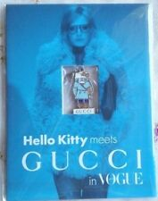 Gucci × Hello Kitty Charm Strap JAPAN 2014 VOGUE NEW limited rare Authentic F/S