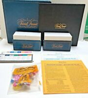 Vintage 1981 Trivial Pursuit Genus Edition Master Game COMPLETE (Box 1)