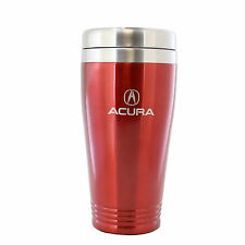 Acura Red Stainless Travel Mug