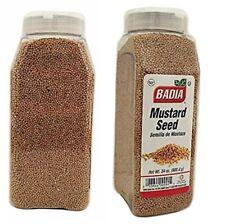 Badia Mustard Seed semilla de Mostaza  24 oz