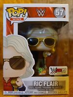 FUNKO POP! WWE: RIC FLAIR #57...W2K19 EXCLUSIVE
