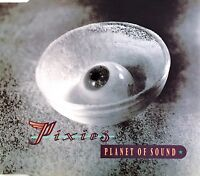 Pixies Maxi CD Planet Of Sound - France (EX+/M)