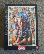 Educa-  Tutankhamen (1000 Pieces Jigsaw Puzzle) Vintage