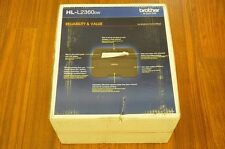 BRAND NEW Brother HL-L2360DW Mono Laser Printer