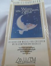 When You Wish Upon A Star Daniel Kobialka(Cassette/Booklet,1988)New/Sealed